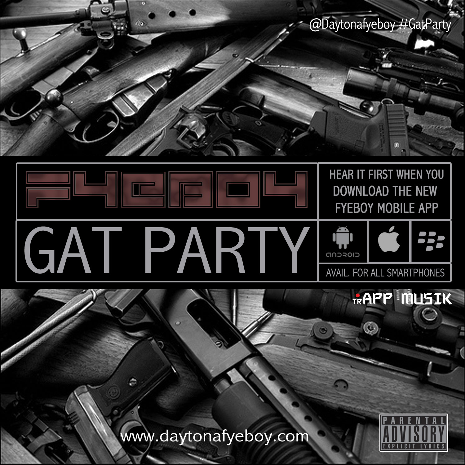 "FyeBoy x Ayo The Producer Have A ""Gat Party"" [MOBILE DWNLD]"