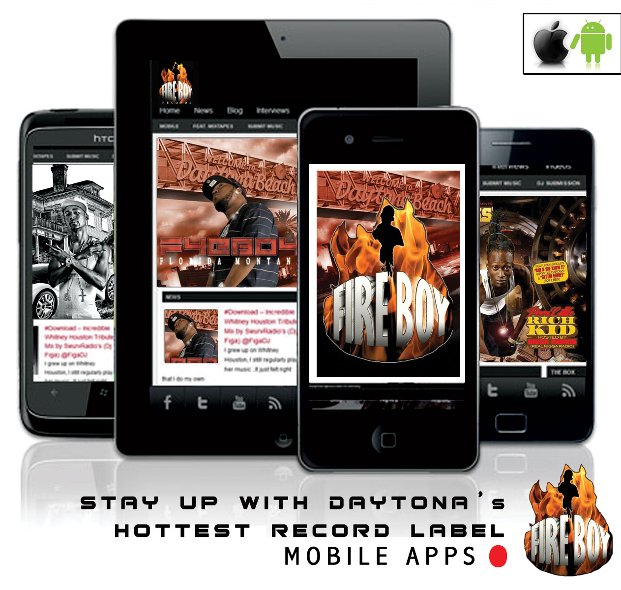 The FireBoy Mobile App is HERE!! Download Yours FREE Today